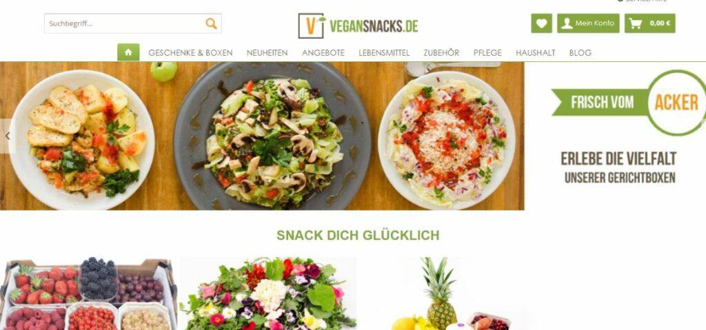 Vegansnacks