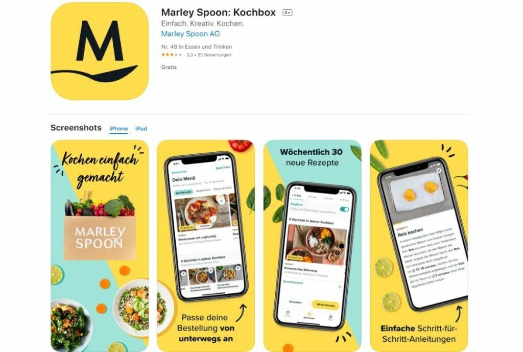 Marley Spoon 10
