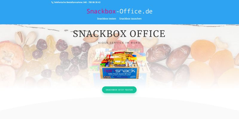 Snackbox Office